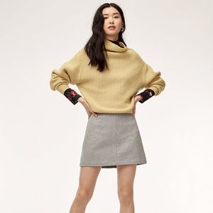 Aritzia Wilfred Esonne Skirt